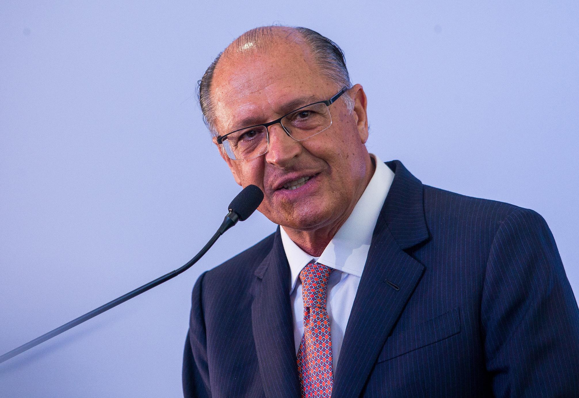 Geraldo Alckmin é denunciado por corrupção passiva, falsidade ideológica e lavagem de dinheiro