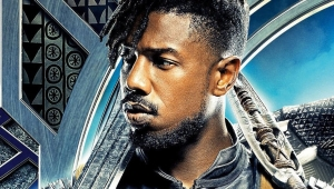 Michael B Jordan Pantera Negra