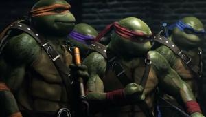 Injustice 2 Tartarugas Ninjas