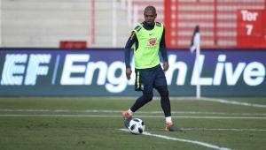 Fernandinho, seleção, seleção brasileira, treino, brasil