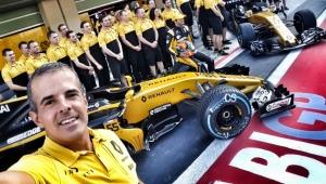 CEO garante permanência da Renault na F-1 apesar de cortes na companhia