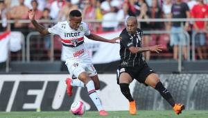 Multicampeão no Corinthians, Sheik diz: 'Nada teria acontecido na minha vida sem o SPFC'