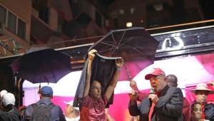 Lula, santa catarina, chapecó, protestos, discurso