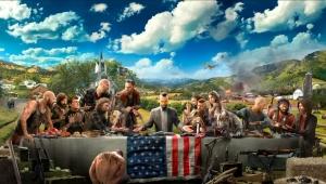 Far Cry 5 lançamento
