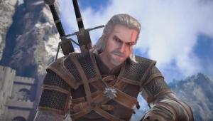 Geralt de Rivia em SoulCalibur VI