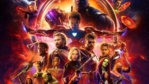 Vingadores Guerra Infinita Poster