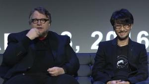 Del Toro e Hideo Kojima