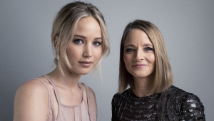 Jennifer Lawrence e Jodie Foster