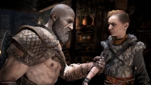 Atreus e Kratos