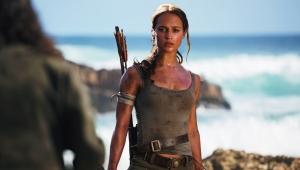 Alicia Vikander como Lara Croft Tomb Raider