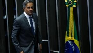 Alexandre de Moraes suspende depoimento de investigação até Aécio ter acesso a delações