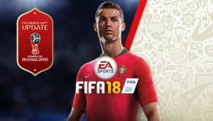 FIFA 18 Copa do Mundo
