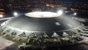 Cosmos Arena, estádios da copa, rússia, copa do mundo, copa 2018