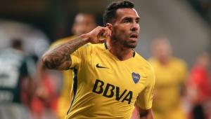 Tevez não chega a acordo com o Boca; Corinthians monitora situação