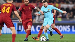 Messi, Barcelona, Roma