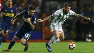 Palmeiras, Lucas Lima, Boca Juniors
