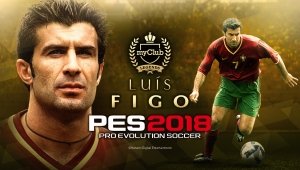 PES 2018 Luís Figo