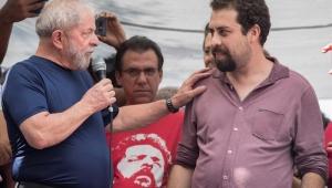 Boulos e Lula