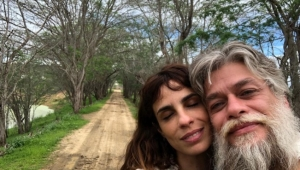 Fabio Assunção e Maria Ribeiro
