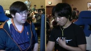 Daigo Umehara vs Justin Wong
