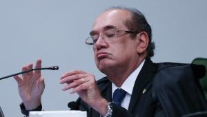 Ministro em sessão da Segunda Turma