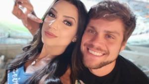 Paula Amorim e Breno Simões
