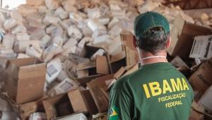 MPF quer suspensão de sistema de pontos de fiscais do Ibama que limita trabalho a 10h diárias