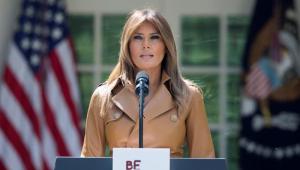 Melania Trump não convida Jill Biden à Casa Branca e quebra tradição