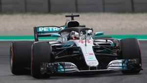Mercedes lidera último teste da Fórmula 1 em Abu Dhabi