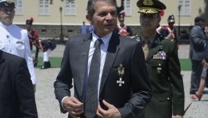 Foto do general Joaquim Silva e Luna