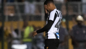 Diogo Vitor, santos