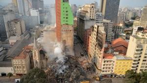 Prefeitura de São Paulo assume terreno de prédio que desabou