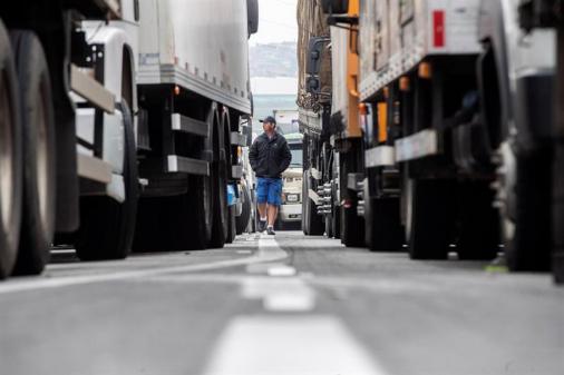 Governo volta a se reunir para monitorar acordo firmado com caminhoneiros