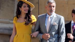 George Clooney e esposa doarão R$ 533 mil para ONGs no Líbano