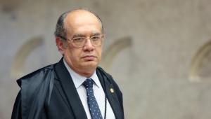 O ministro da STF, Gilmar Mendes
