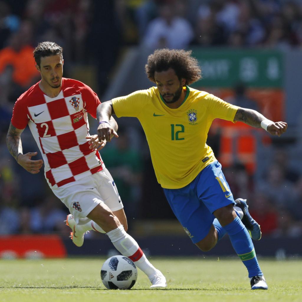 Após votação pública, brasileiros entram em seleção de melhores da Copa do Mundo