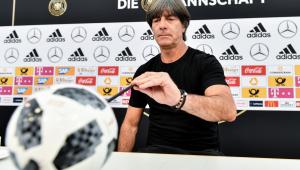 Joachin Low deixará a seleção alemã após a Eurocopa