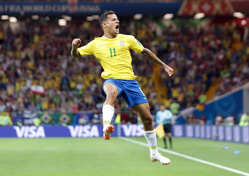 Fifa abre votação para gol mais bonito da Copa e inclui Coutinho entre candidatos