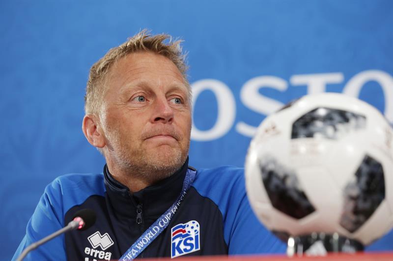 Após levar Islândia para a sua 1ª Copa do Mundo, técnico pede demissão da seleção