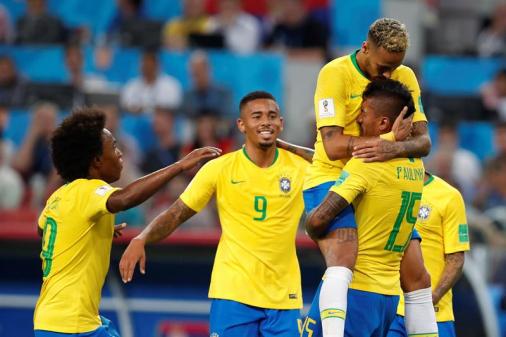 Seleção Brasileira faz 2 a 0 na Sérvia, garante a liderança do grupo e vai pegar o México nas oitavas
