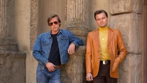 Leo DiCaprio e Brad pITT