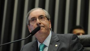 Eduardo Cunha aproveitou para prestar homenagens ao Dia das Mães