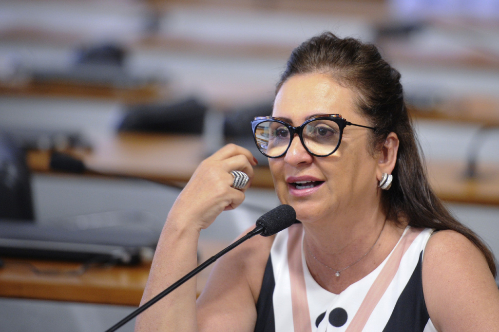 Senadora Kátia Abreu é internada no Sírio-Libanês com Covid-19 – Jovem Pan