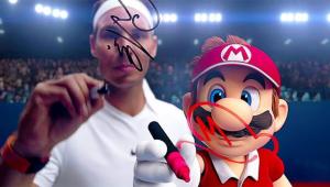Rafael Nadal e Mario