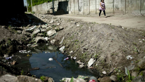 Saneamento básico foi tema pouco discutido por candidatos nestas eleições