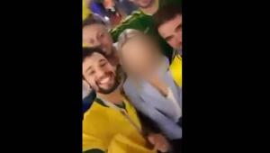 Ao contrário do Brasil, Argentina pune autores de vídeos sexistas na Copa