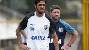 Presidente do Santos atualiza situação de jogadores que podem deixar o Peixe