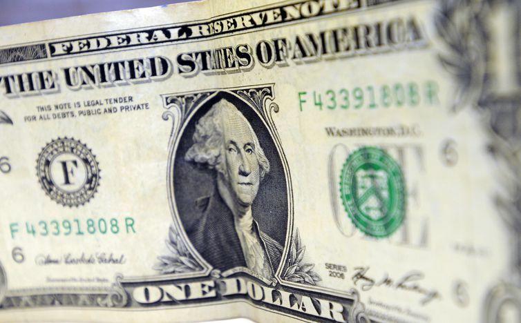 Face da nota de um dólar