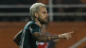 Lucas Lima revela conversas com Luxemburgo: 'Da mesma forma que elogiou bastante, me cobrou'