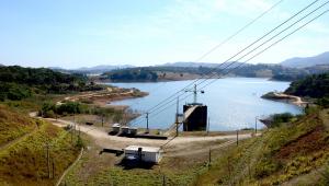 Represa dos Rios Jacareí e Jaguari, do Sistema Cantareira